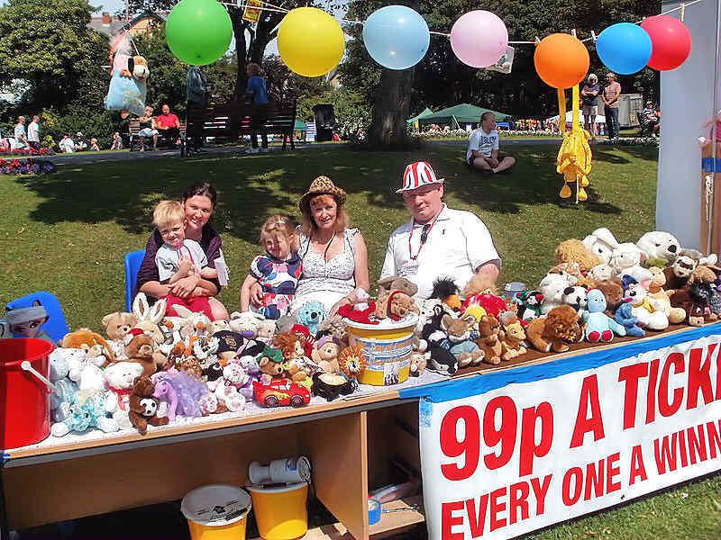 Ashton Gardens St Annes Carnival